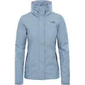 The North Face Sangro Jacket Damen mid grey heather
